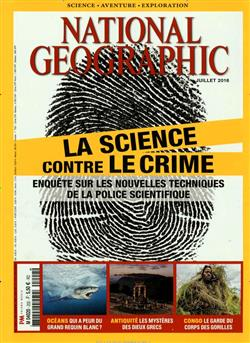 National Geographic Frankreich Abo