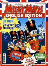 Micky Maus English edition Abo