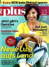 Plus Magazin Abo