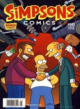 Simpson Comics US Abo