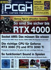PC Games Hardware DVD Abo